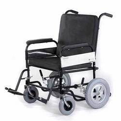 Manual Wheelchair- Non Foldable Type