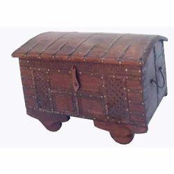 Metal work Wheel Box