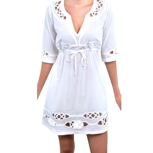Cotton Tunics - View Specifications & Details of Cotton Clothing by