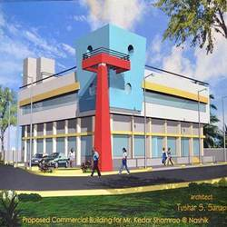 Proposed Commercial Building