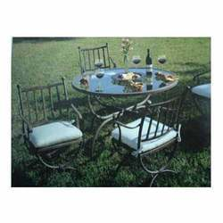 Modular Garden Furniture