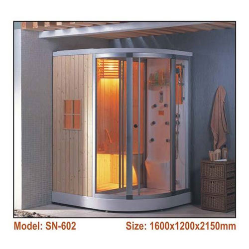 Multi Function Shower Cubicles