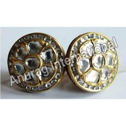 Diamond Polki Earring