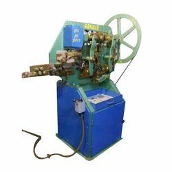 Cylinder Cap Hock Machine, Capacity: 600 kg/hr