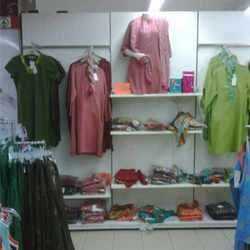 Retail Wall Partition