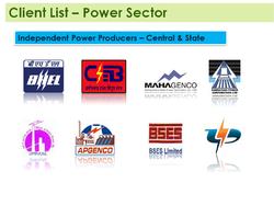 Client List (Power Sector)