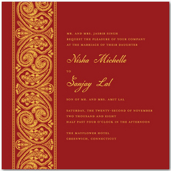 Service provider of bill book printing services invitation card our company offers wedding invitation cards printing services these cards are provided to the clients as per their specific requirements and the theme stopboris Gallery