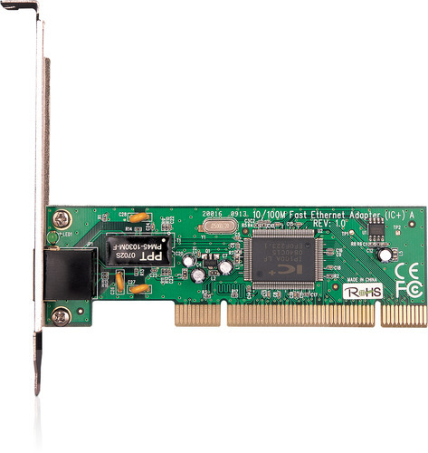 10/100Mbps PCI Network Adapter TF-3200