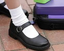 Girls School Shoes 1