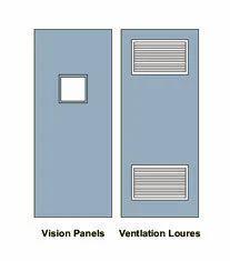 Insulated Metal Doors