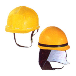 head protection or helmets