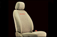 Full Seat Covers, Fabric (8 Seater & 7 Seater)