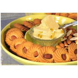 Butter Badam Biscuits