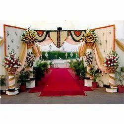 Flower decoration services decoration services in pune vishal flower decoration services junglespirit Image collections