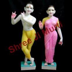 Impeccable Radha Krishna Murti