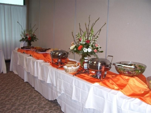 Buffet Table Decoration in Palakkad by Ashik Panthal ...