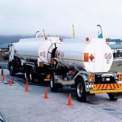 Bulk LPG Transport Services