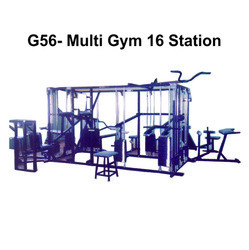 Multi Gym 16 Station