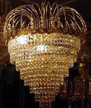 Crystal Chandelier -Manufacturers & Suppliers in India
