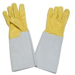 Industrial Leather Glove