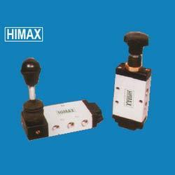 Manual Operated  Pneumatic Valves