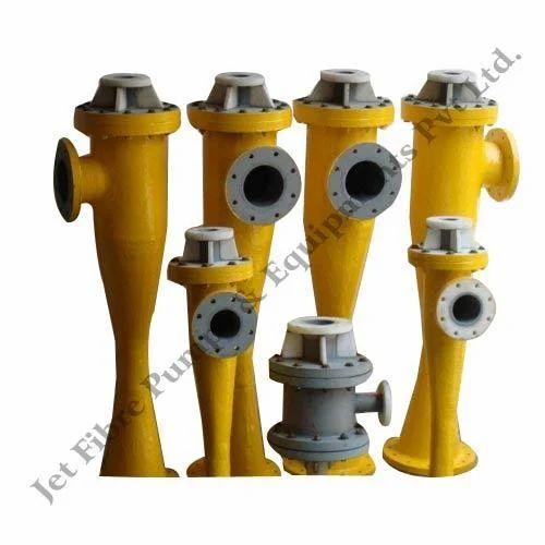PP FRP Venturi Scrubbers, Pollution Control Devices