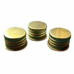 Round Aluminium Caps