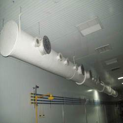 Acid Fume Exhaust Duct
