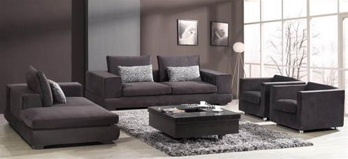 Living Room Sofa Set, Decorative Home Furniture | Ahmedabad | Dave\'s ...