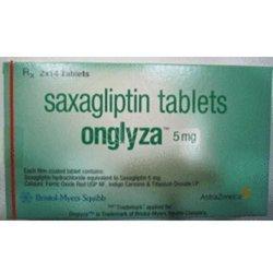 Saxagliptin Onglyza Tablets, Packaging Size: 1*14