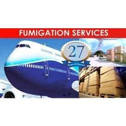 Fumigation Services Service Provider Of Air Cargo
