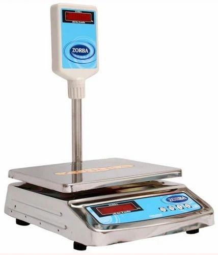 Sst Series Weighing Machine, Sree Balaji Traders | ID
