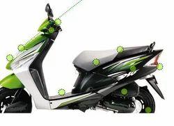 New Dio Honda Scooty