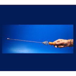 Dowsing Spring Rod