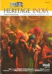 Heritage India Magazine Vol.2 Issue -2 May - July09