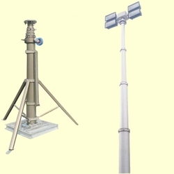 Vertical Light Mast