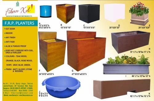 Garden Accessories - FRP Planters Manufacturer from Bengaluru