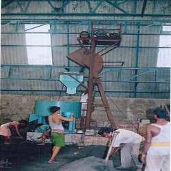 Ductile Iron Sand Plant