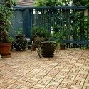 Wooden Deck Flooring