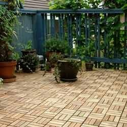 BorneoTeak Deck Flooring