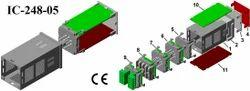 Plastic Plug- In Modules IC-248-05 DIN 48x48x90