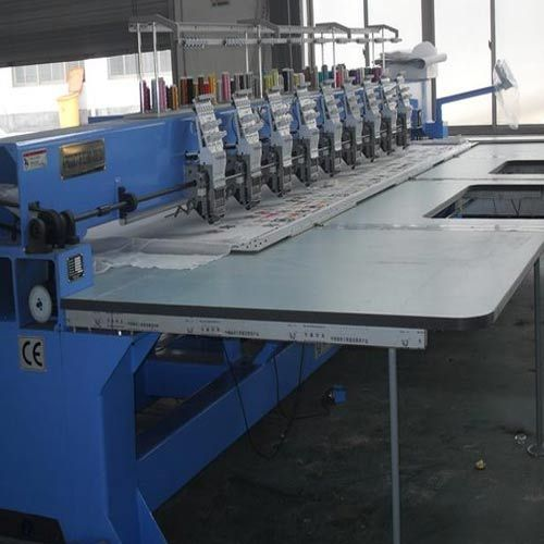 Embroidery Machines - Computerized Embroidery Machine Manufacturer From Surat