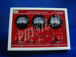 Physilab Common Base Transistor Amplifier (Frequency Response)