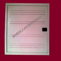 Double Door SPN Distribution Board