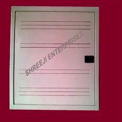 Double Door SPN Distribution Board