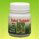 Tulsi Tablets, Packaging Type: Bottle