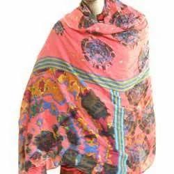 1-2 Meter Female Printed Cotton Scarves