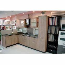 Modular Kitchens and Straight Modular Kitchens Manufacturer