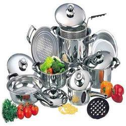 Charming SS U0026 Aluminium Kitchenwares