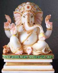 GA-4032 Ganesha Sculpture